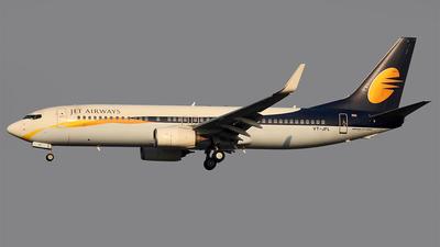 VT-JFL - Boeing 737-8AL - Jet Airways