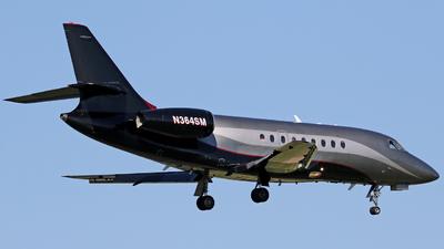 N364SM - Dassault Falcon 2000 - Private