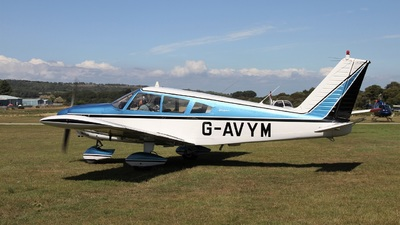 A picture of GAVYM - Piper PA28180 - [284638] - © Ian Johnson