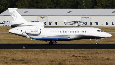 PH-UNC - Dassault Falcon 7X - JetNetherlands