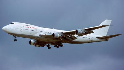 TF-ATE - Boeing 747-146 - Air Algérie