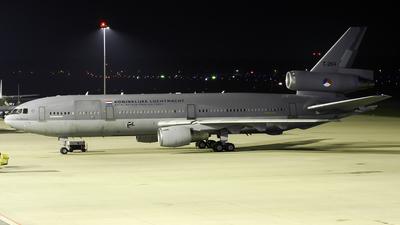 A picture of T264 - McDonnellDouglas KDC10 -  - © C. v. Grinsven