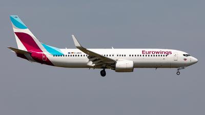 D-ABKN - Boeing 737-86J - Eurowings (TUI)