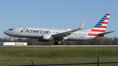 A picture of N964NN - Boeing 737823 - American Airlines - © DJ Reed - OPShots Photo Team