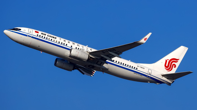 B-1909 - Boeing 737-89L - Air China