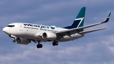 C-FWSV - Boeing 737-7CT - WestJet Airlines
