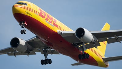 N656GT - Boeing 767-281(BDSF) - DHL (Atlas Air)