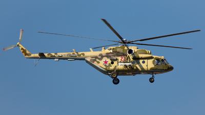 RF-91194 - Mil Mi-8AMTSh Hip - Russia - Air Force