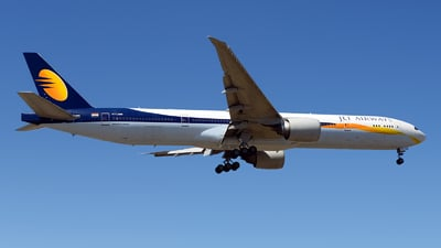VT-JEM - Boeing 777-35RER - Jet Airways