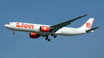 HS-LAR - Airbus A330-941 - Thai Lion Air