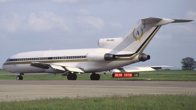 5B-DBE - Boeing 727-30 - Private