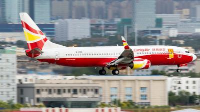 B-1798 - Boeing 737-86N - Lucky Air