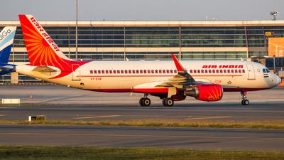 VT-EXB - Airbus A320-214 - Air India
