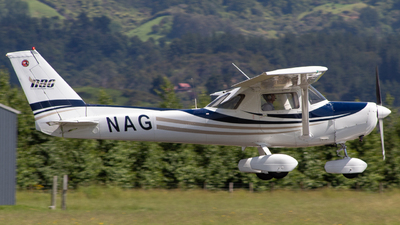ZK-NAG - Cessna A152 Aerobat - Nelson Aviation College