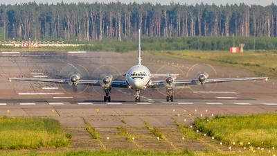 RF-75937 - Ilyushin IL-18D - Russia - Air Force