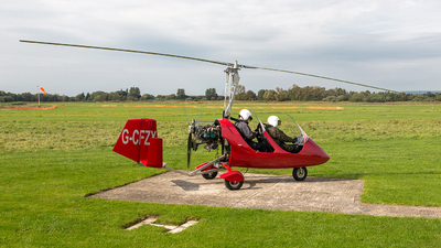 G-CFZX - Autogyro Europe MTOsport - Private