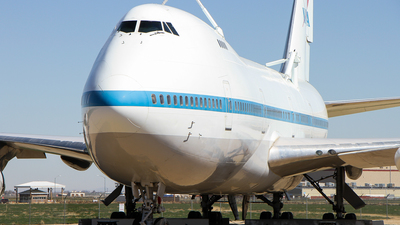 N911NA - Boeing 747SR-46 - United States - National Aeronautics and Space Administration (NASA)