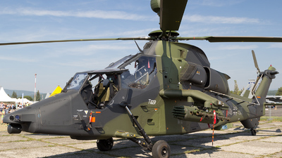 74-45 - Eurocopter EC 665 Tiger UHT - Germany - Army