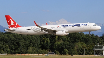 A picture of TCJTI - Airbus A321231 - Turkish Airlines - © AirBusAl