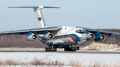 A picture of RA76804 - Ilyushin Il76 - [0093497931] - © Victor Polyakov
