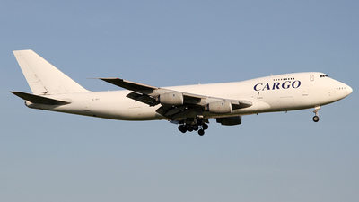 4L-GEO - Boeing 747-236B(SF) - The Cargo Airlines