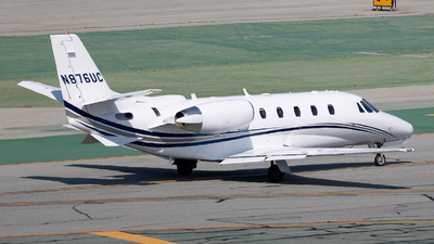 N876UC - Cessna 560XL Citation Excel - Private