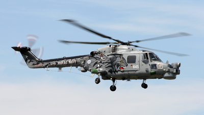 XZ772 - Westland Lynx HMA.8 - United Kingdom - Royal Navy