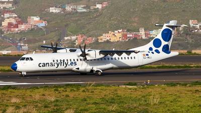 EC-MUJ - ATR 72-212A(500) - Canaryfly