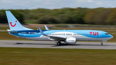 G-TAWO - Boeing 737-8K5 - TUI