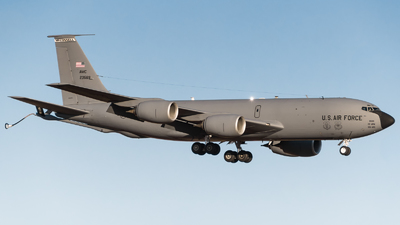 62-3569 - Boeing KC-135R Stratotanker - United States - US Air Force (USAF)