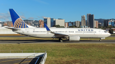 A picture of N73259 - Boeing 737824 - United Airlines - © Ariel Castillo Morales