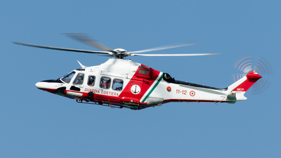 MM81911 - Agusta-Westland AW-139CP - Italy - Coast Guard