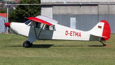 D-ETMA - Aviat A-1 Husky - Private