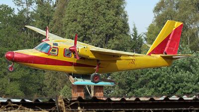 ETL-1266 - Aero Commander 500S - Private