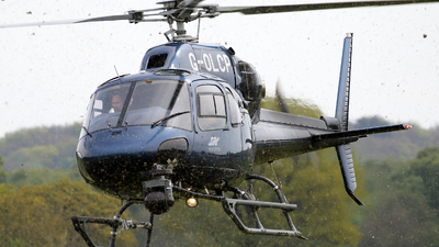 A picture of GOLCP - Airbus Helicopters AS355 Ecureuil - [5580] - © Martin Robson