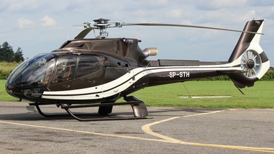 SP-STH - Eurocopter EC 130T2 - Private