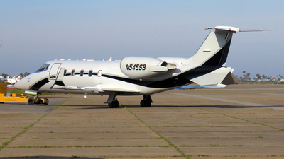 N545SB - Bombardier Learjet 60 - Private