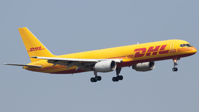 A picture of GBMRB - Boeing 757236(SF) - DHL - © Der Kölner