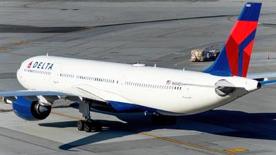 N404DX - Airbus A330-941 - Delta Air Lines