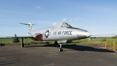 53-2418 - McDonnell F-101 Voodoo - United States - US Air Force (USAF)