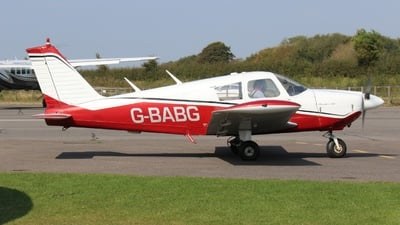 A picture of GBABG - Piper PA28180 - [282031] - © ian simpson