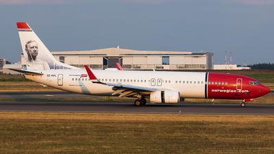 A picture of SERPL - Boeing 7378JP - Norwegian - © Teemu Pesonen