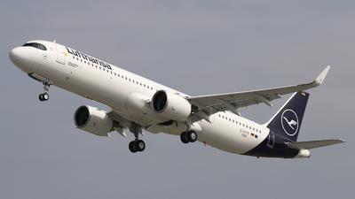 D-AVYD - Airbus A321-271NX - Lufthansa