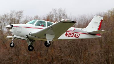 A picture of N89AU - Beech F33A Bonanza - [CE1129] - © Dave Lu