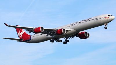 G-VFIT - Airbus A340-642 - Virgin Atlantic Airways