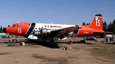 C-FBAP - Douglas DC-4 - Buffalo Airways