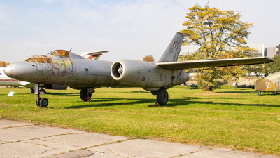 S3 - Ilyushin IL-28U Mascot - Poland - Air Force