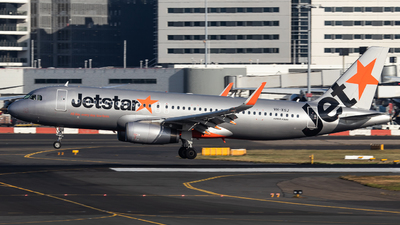 VH-XSJ - Airbus A320-232 - Jetstar Airways
