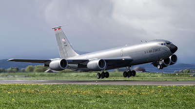57-1486 - Boeing KC-135R Stratotanker - United States - US Air Force (USAF)