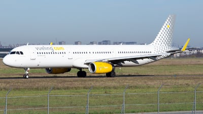 EC-MMH - Airbus A321-231 - Vueling